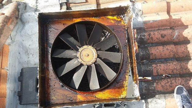 Extractor Fan Cleaning Keighley